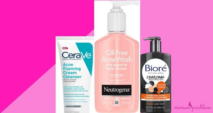 The Best Acne Face Washes