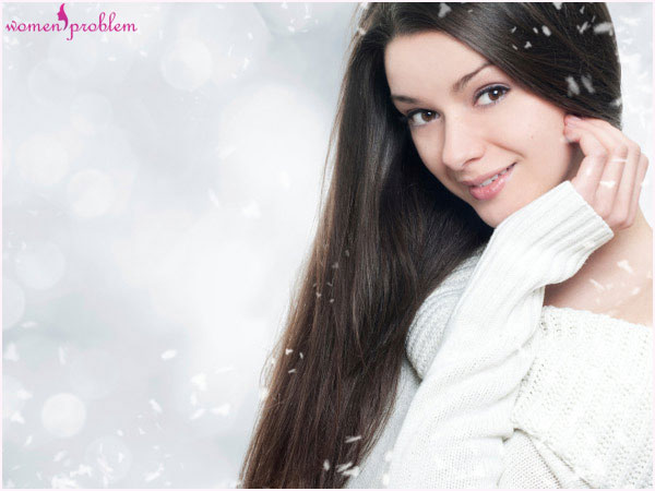 care for hair in winter