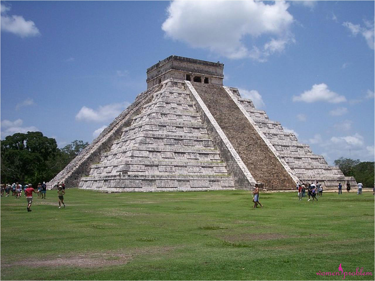 Mayan city of Chechen Itza
