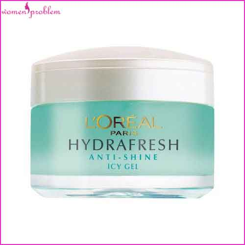 L'OREAL PARIS - Hydrafresh Anti Shine Icy Gel