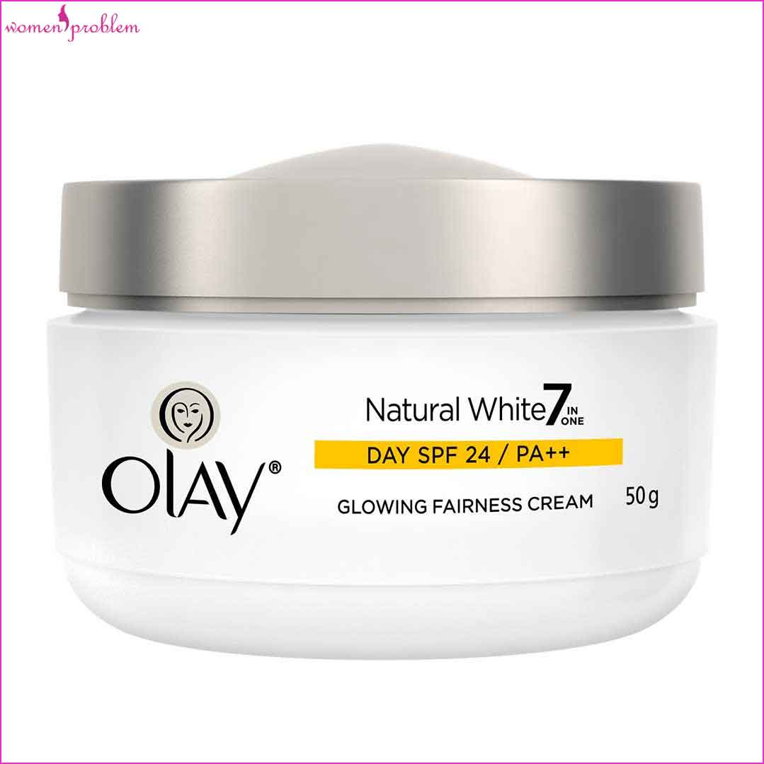 OLAY - Natural White Glowing Fairness cream Day SPF 24